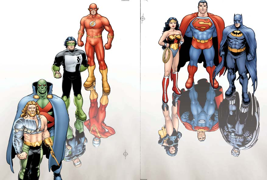JLA Earth 2 trade paperback