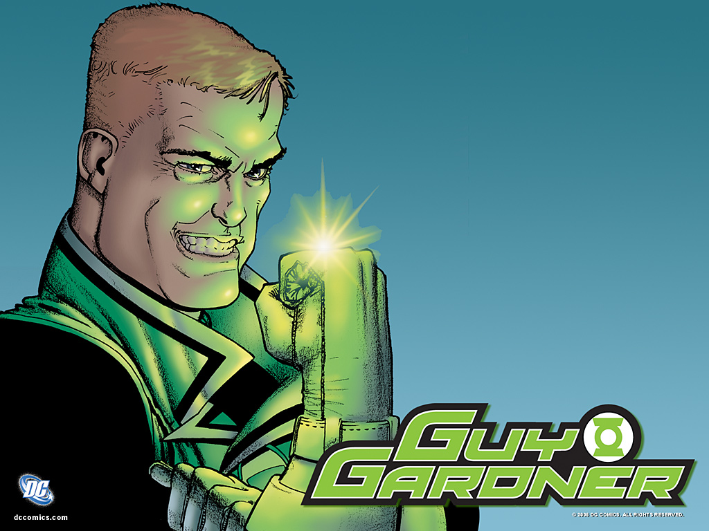 Guy Gardner Wallpaper Comic Art Community Gallery Of Comic Art