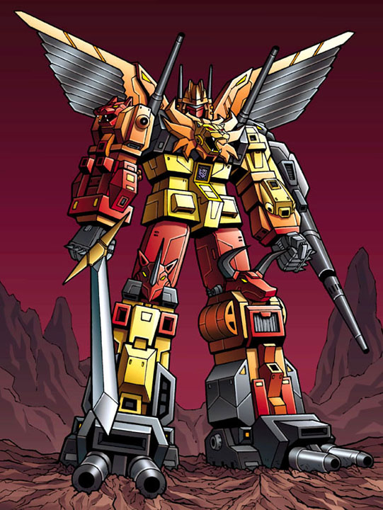 Predaking photo