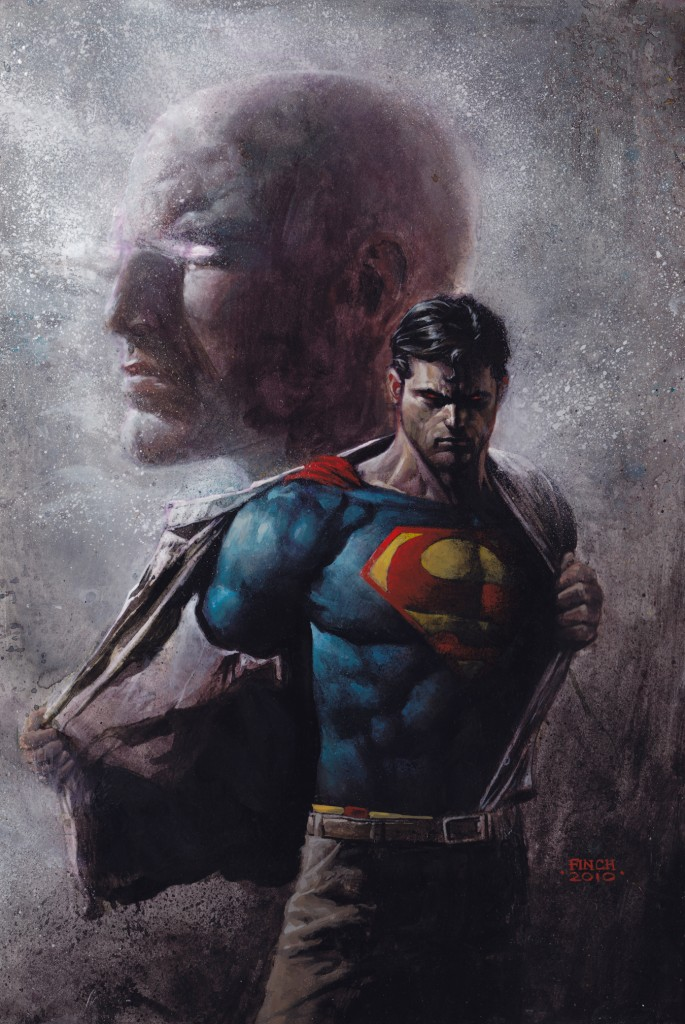Action Comics #900 by Finch - Comic Art Community GALLERY ...