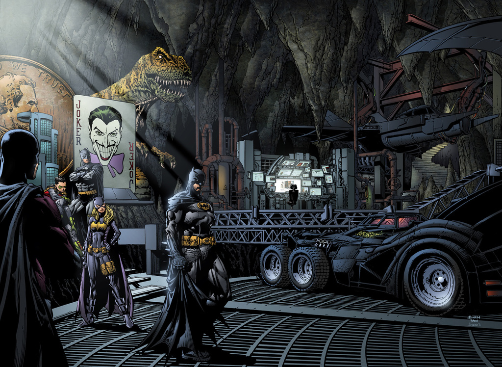 Batman return of the dark knight - 83a27
