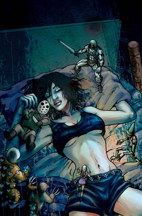 HACK/SLASH: LAND OF LOST TOYS #1