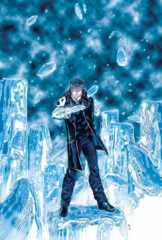 ICEMAN #1//Steve Uy/U - V/ Comic Art Community GALLERY OF COMIC ART