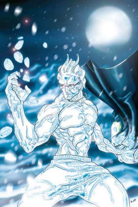 ICEMAN #4//Steve Uy/U - V/ Comic Art Community GALLERY OF COMIC ART