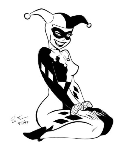 Harley Quinn Comic Art Community Gallery Of Comic Art