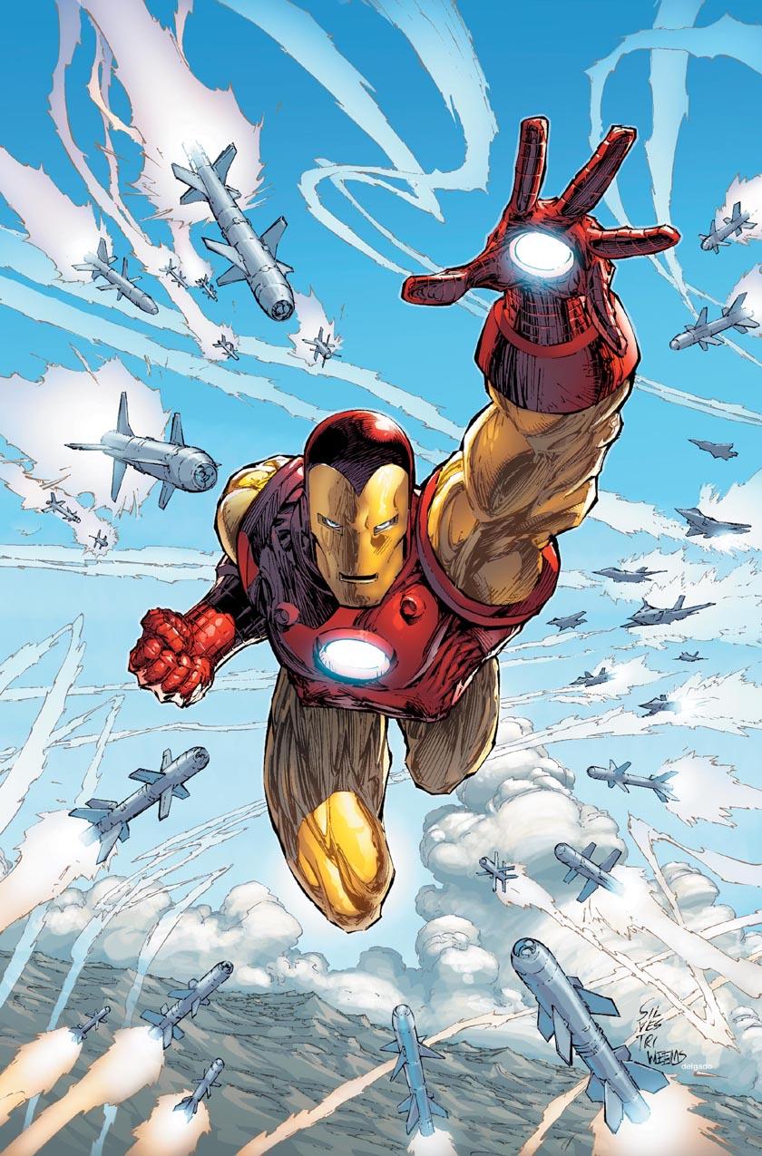 invincible iron man 14  comic art community gallery of